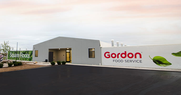 Gordon Food Service Square Roots Home Office