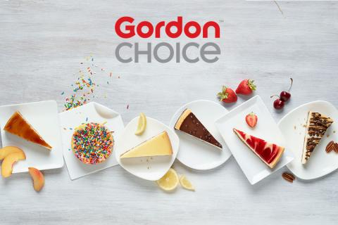 Gordon Choice Cheesecakes