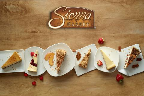 Sienna Bakery Cheesecakes