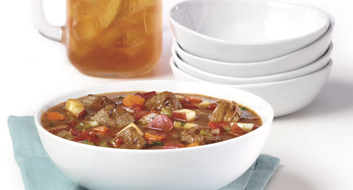 Beef Vegetable Stew healthcare foodservice recipe